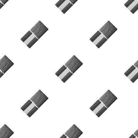 Chocolat belge. Le loup belge noir. Icône unique de Belgique en illustration de stock web monochrome style vecteur symbole. Banque d'images - 84994766