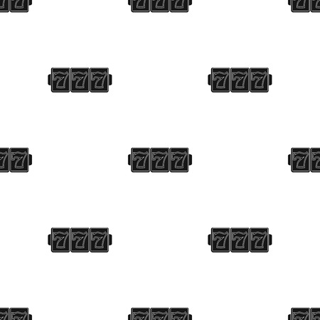 Game single icon in black style.Game, vector symbol stock illustration web.