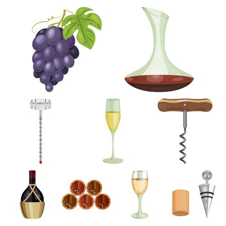 Wine products.