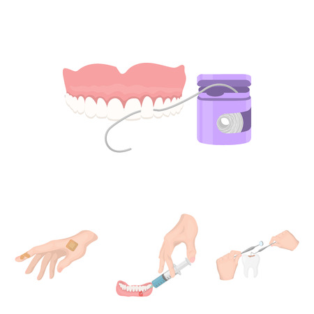 bactericidal: Anesthetic injection, dental instrument, hand manipulation and tooth cleaning