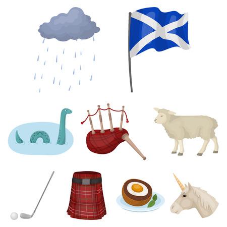 National symbols of Scotland.