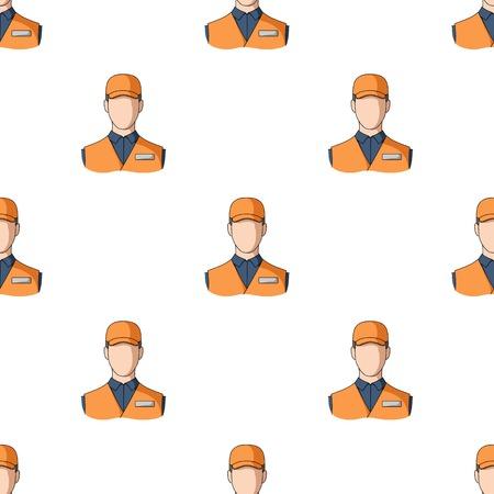 Man single icon in cartoon style.Man, vector symbol stock illustration web.