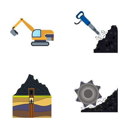Excavator, tunnel, elevator, coal harvester and other equipment.