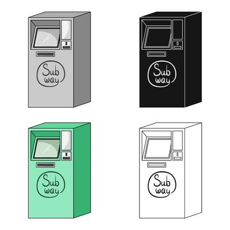 Apparatus, single icon in cartoon style.Apparatus vector symbol stock illustration .