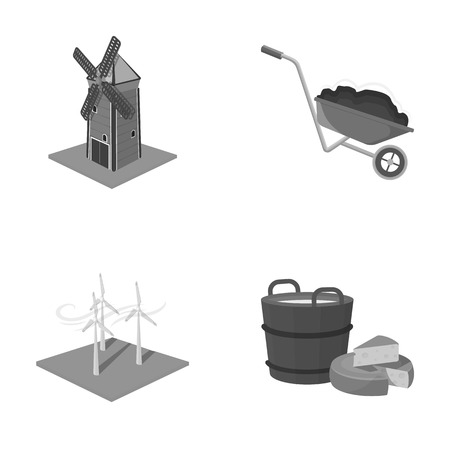 Garden, plot, ecology and other web icon in monochrome style. Drink, liquid, farm icons in set collection.