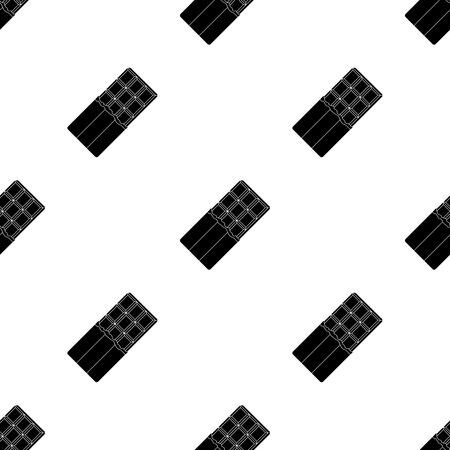 Chocolat belge. Le loup belge sombre. Icône unique de Belgique dans l'illustration de stock web symbole vecteur noir. Banque d'images - 87288305