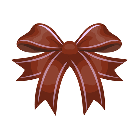 Node, ornamentals, frippery, and other web icon in cartoon style.Bow, ribbon, decoration,
