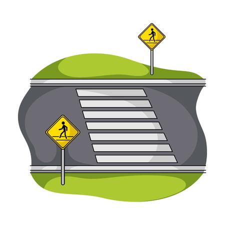 Transition single icon in cartoon style.Transition vector symbol stock illustration web.