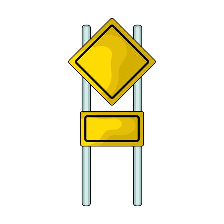 Sign single icon in cartoon style.Sign vector symbol stock illustration web. 向量圖像