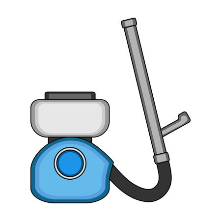 Apparatus for disinfection single icon in cartoon style for design.Pest Control Service vector symbol stock illustration web.