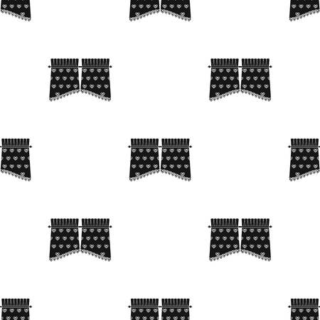Lambruck single icon in black style.Lambruck, vector symbol stock illustration .