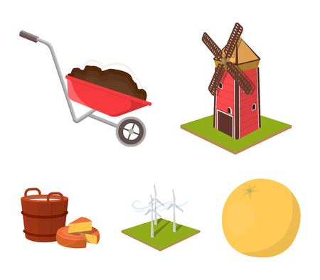 Garden, plot, ecology and other web icon in cartoon style. Drink, liquid, farm icons in set collection.