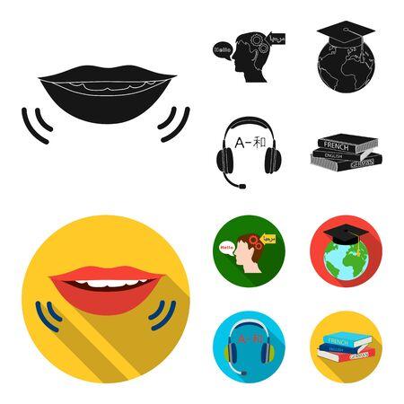 Interpreter and translator image illustration