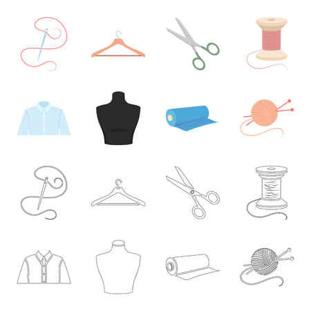 Atelier set collection icons