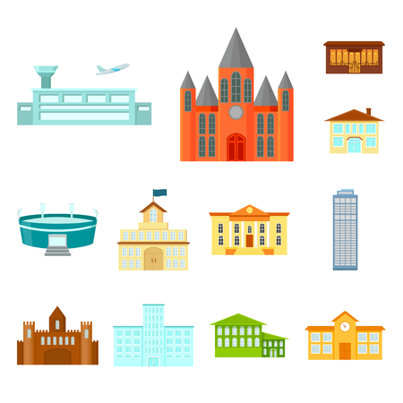 Building repair cartoon icons in set collection for design.Building material and tools vector symbol stock web illustration.