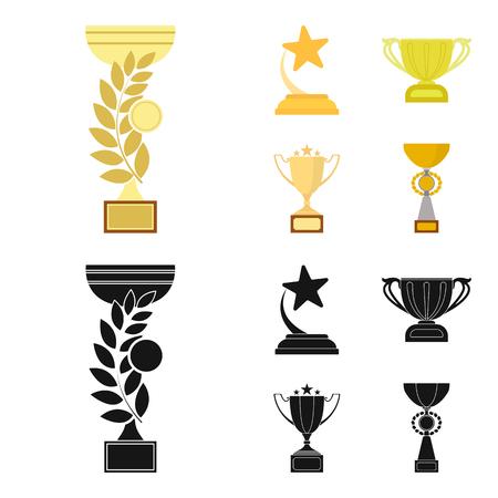 Winners Cup vector symbol