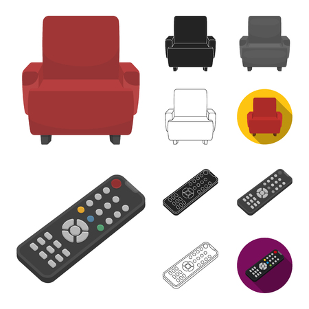 Films and cinema cartoon,black,flat,monochrome,outline icons in set collection for design.Movies and Attributes vector symbol stock web illustration. Illustration