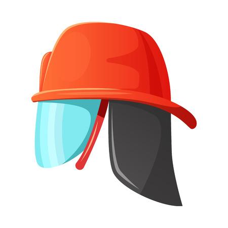Vector design of headgear and cap logo. Collection of headgear and accessory vector icon for stock. Stock Illustratie
