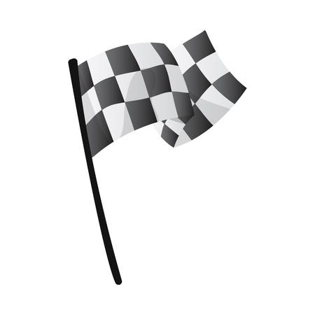 Conception vectorielle du logo de la voiture et du rallye. Collection d'icône de vecteur de voiture et de course pour le stock.