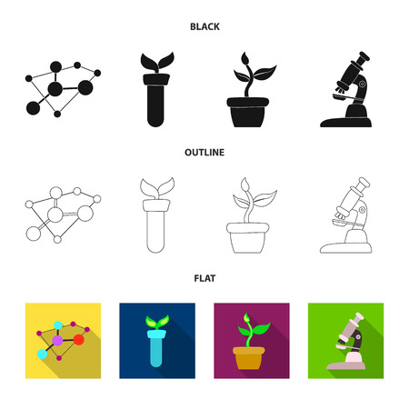 Collection of growth and stock symbol for web.