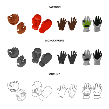 Isolated object of silhouette and safety symbol. Set of silhouette and comfort vector icon for stock.