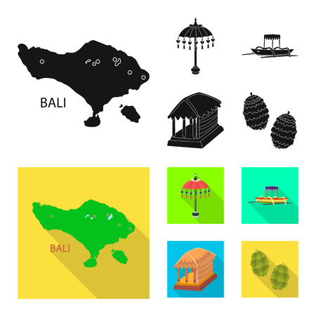 Vector illustration of  and travel . Set of  and traditional vector icon for stock.