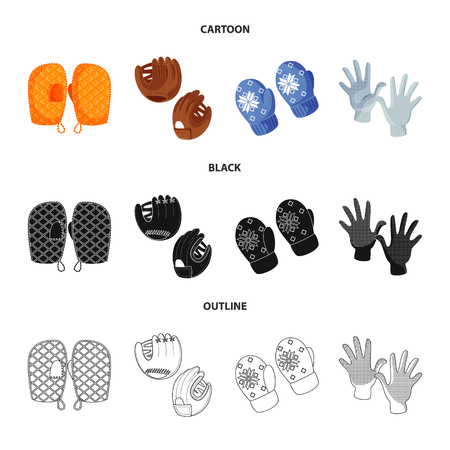 Isolated object of silhouette and safety sign. Collection of silhouette and comfort vector icon for stock.