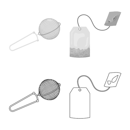 Isolated object of healthy and floral  icon. Collection of healthy and gradient vector icon for stock. Illustration