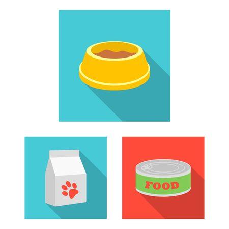 bitmap illustration of food and tin symbol. Collection of food and bottle stock symbol for web.