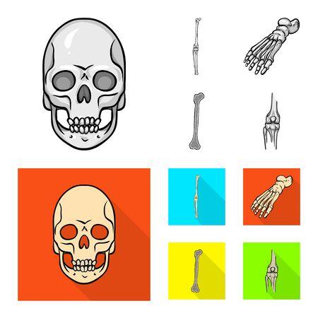 bitmap illustration of medicine and clinic symbol. Set of medicine and medical stock symbol for web. 版權商用圖片