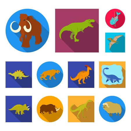 bitmap illustration of animal and character sign. Collection of animal and ancient bitmap icon for stock.