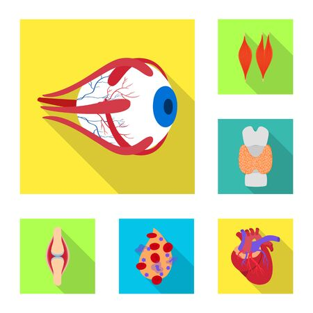 bitmap design of human and health icon. Collection of human and scientific stock symbol for web.