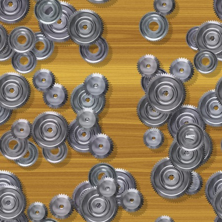 sprockets: Sprockets seamless generated hires texture