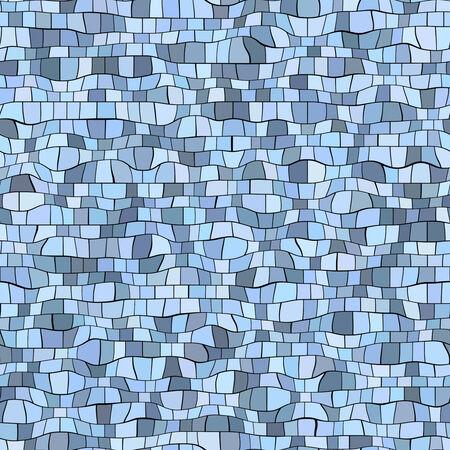 Cartoon bricks abstract seamless generated hires texture