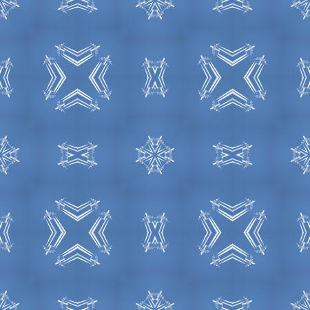 Kaleidoscopic aeroplane seamless generated texture Stock Photo