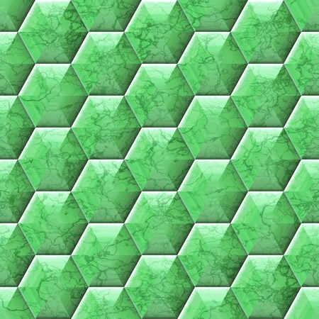 Hexacomb tiling seamless generated texture photo