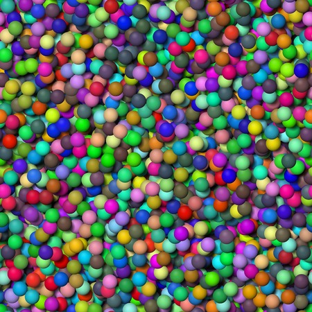 Balls seamless generated hires texture Stock Photo - 33215912