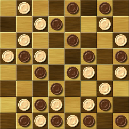 checkerboard: Checkerboard generated seamless texture