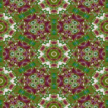 kaleidoscopic: Kaleidoscopic seamless generated texture