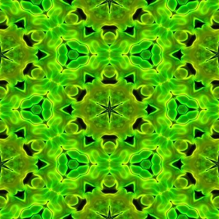 generative: Kaleidoscopic seamless generated texture