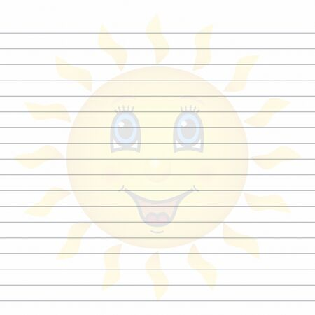 Notepaper generated texture Фото со стока