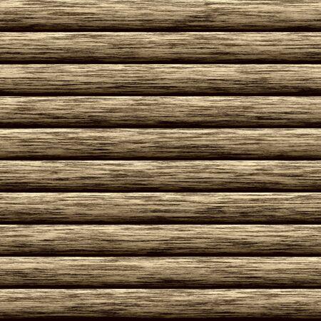log wall: Log wall seamless generated texture