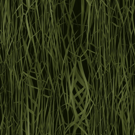 shingle: Grass roof seamless generated texture Stock Photo