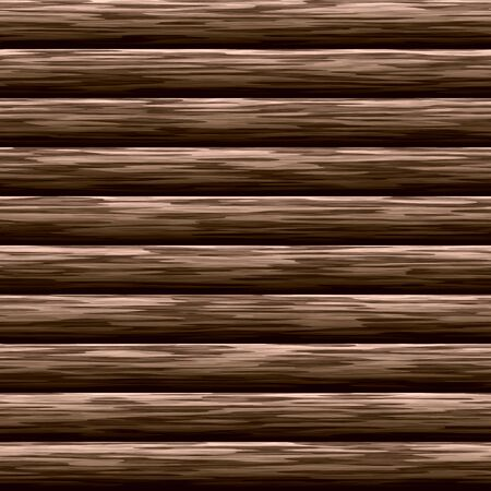 log: Log wall seamless generated texture