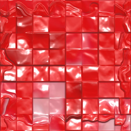 goody: Sweet candy tiles seamless texture Stock Photo