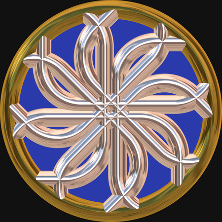 amulet: Amulet generated texture
