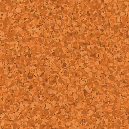 Corkboard seamless generated texture Stock Photo