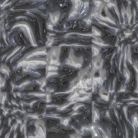 plastic texture: Plastic waves generated texture