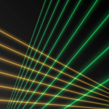 Laser beam background Stock Photo