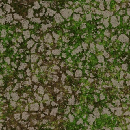 grounds: Ground seamless generated texture Stock Photo